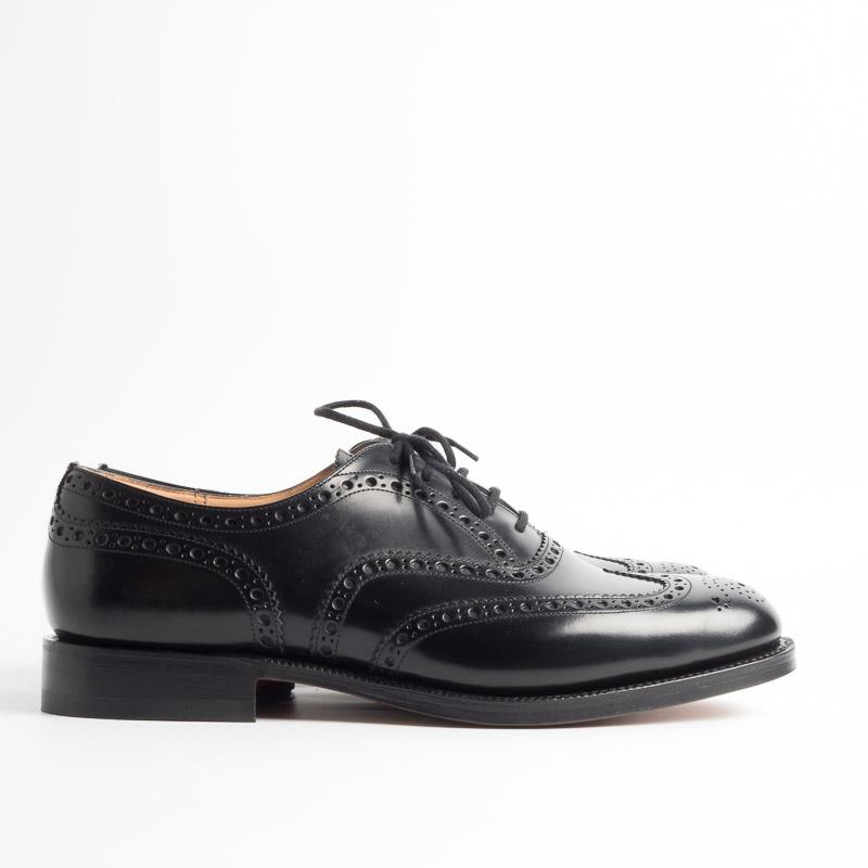 CHURCH'S - Burwood - nero Scarpe Uomo Church's