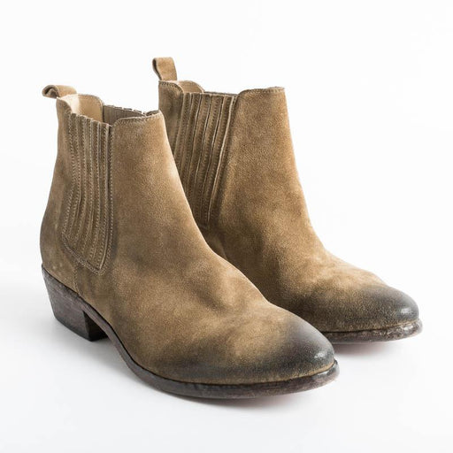 ELENA IACHI - Ankle boot E2375 - Velor Wash Women's Shoes Elena Iachi