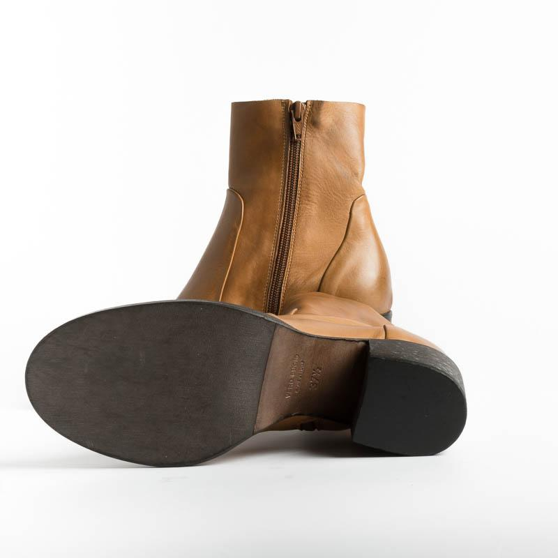 STRATEGIA - Boot A3404 - Foam - Leather Shoes Woman Strategy