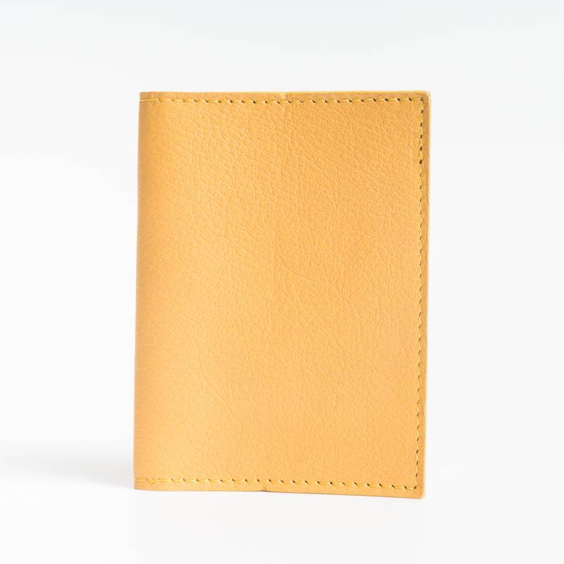 SACHET Private Labo - Card Holder - Various Colors Woman Accessories SACHET YELLOW
