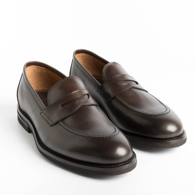 HENDERSON - Moccasin - 80400.0 - Betis Espresso Man Shoes HENDERSON