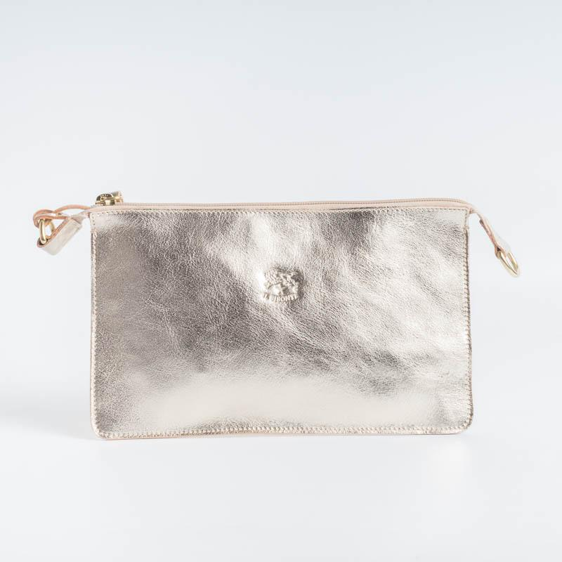 IL BISONTE - A2572 - Clutch bags - Various Colors Bags Il Bisonte PLATINO