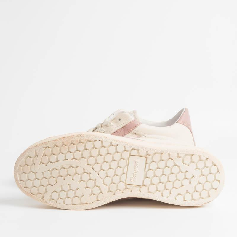 VALSPORT - PE19 Sneakers Tournament - Crema Pink Scarpe Donna VALSPORT 1920