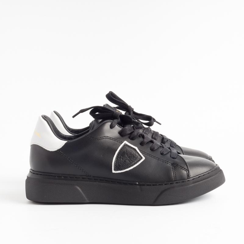 PHILIPPE MODEL - Continuativo - Temple Black BPLD V002 Philippe Model Paris Women's Shoes