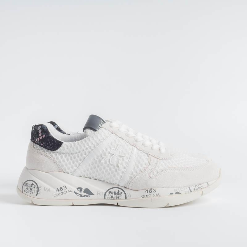 PREMIATA - Sneakers - LAYLA 4695 - White Premiata Women's Shoes - Women's Collection