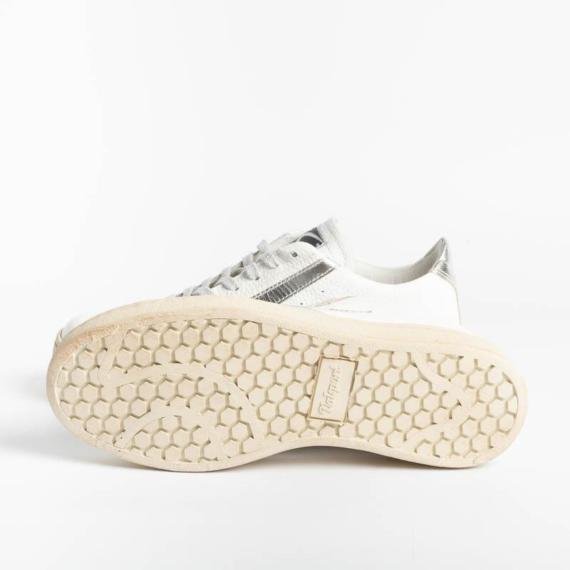 VALSPORT - Tournament - White Deer Silver laminate Shoes Woman VALSPORT 1920