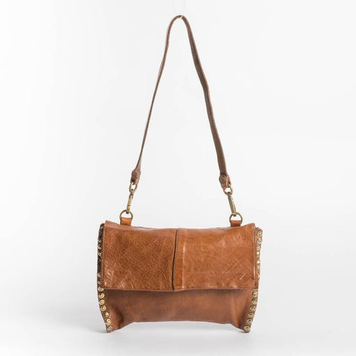 CAMPOMAGGI - Shoulder Bag - C016870ND - Cognac Bags Campomaggi