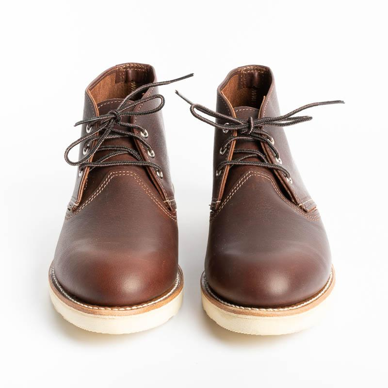 RED WING - Polacco Men's Chukka 3141 - Briar Oil Men's Shoes Red Wing Shoes