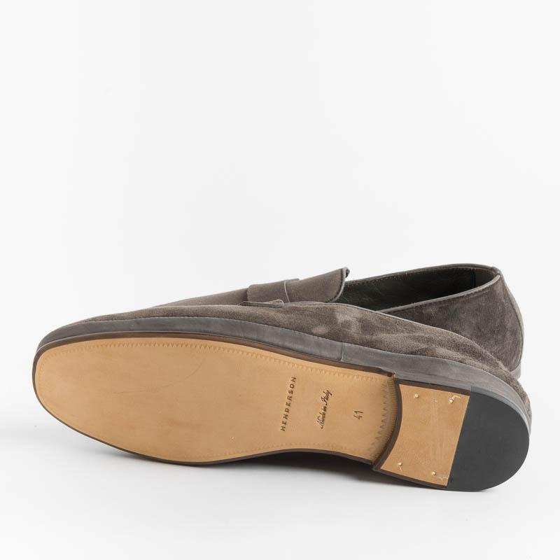 HENDERSON - Rialto Loafer - Suede Africa Men's Shoes HENDERSON