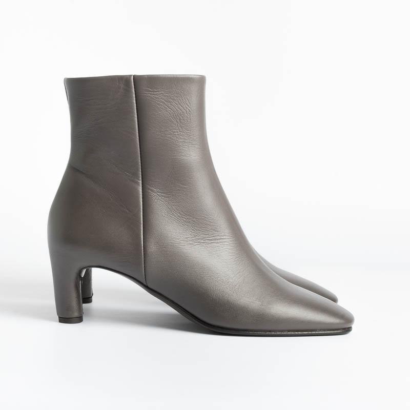 DEL CARLO - Ankle boot - 11020 Aren - Flex Anthracite Women's Shoes DEL CARLO