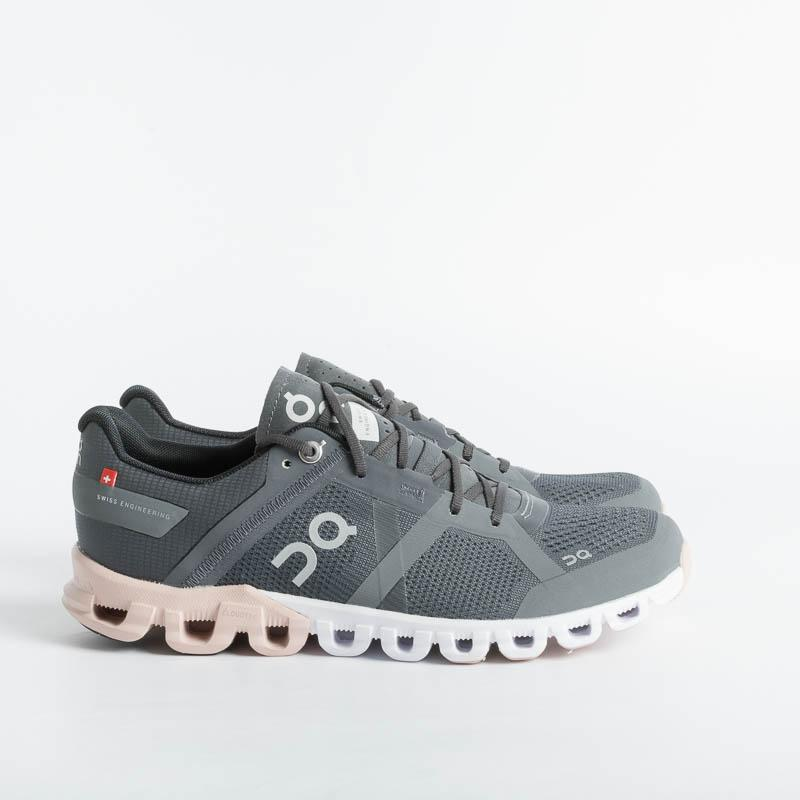 ON RUNNING - Cloudflow - Rock | Rose Women's Shoes ON - Women's Collection
