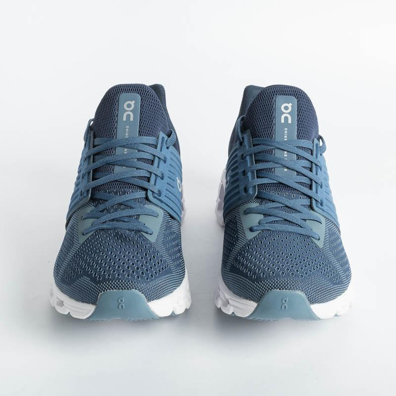 ON RUNNING - Cloudswift - Denim Midnight Men's Shoes ON - Men's Collection