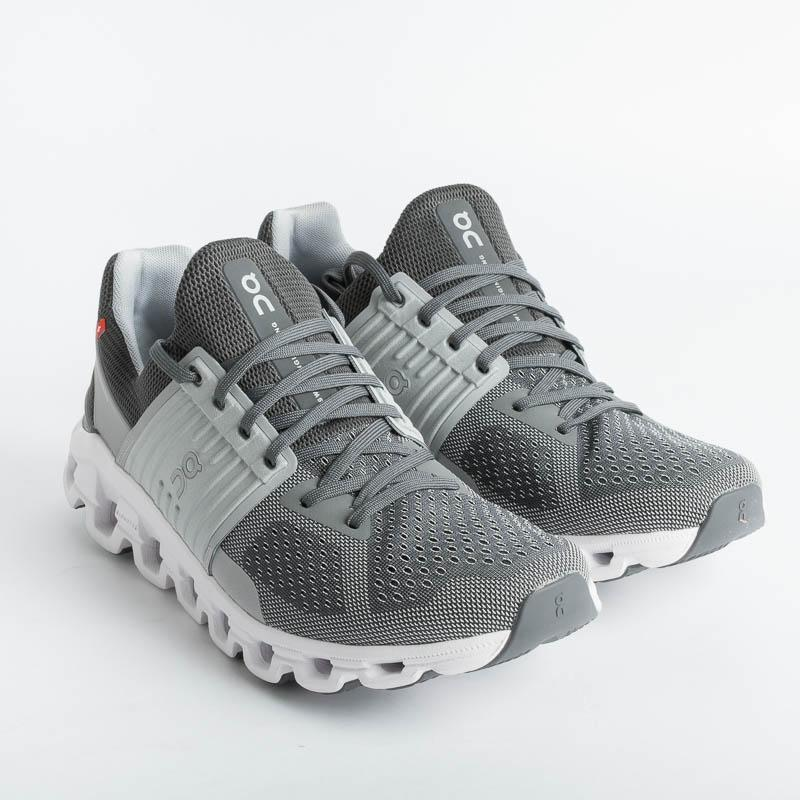 ON RUNNING - Cloudswift - Rock Slate Men's Shoes ON - Men's Collection
