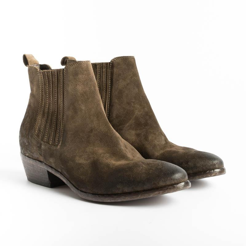 ELENA IACHI - Ankle boot E2375 - Hombre Women's Shoes Elena Iachi