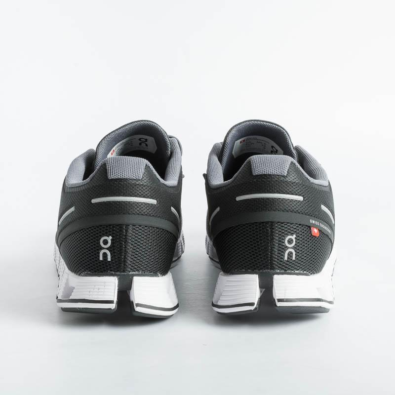 ON RUNNING - Cloud - Black White Men's Shoes ON - Men's Collection
