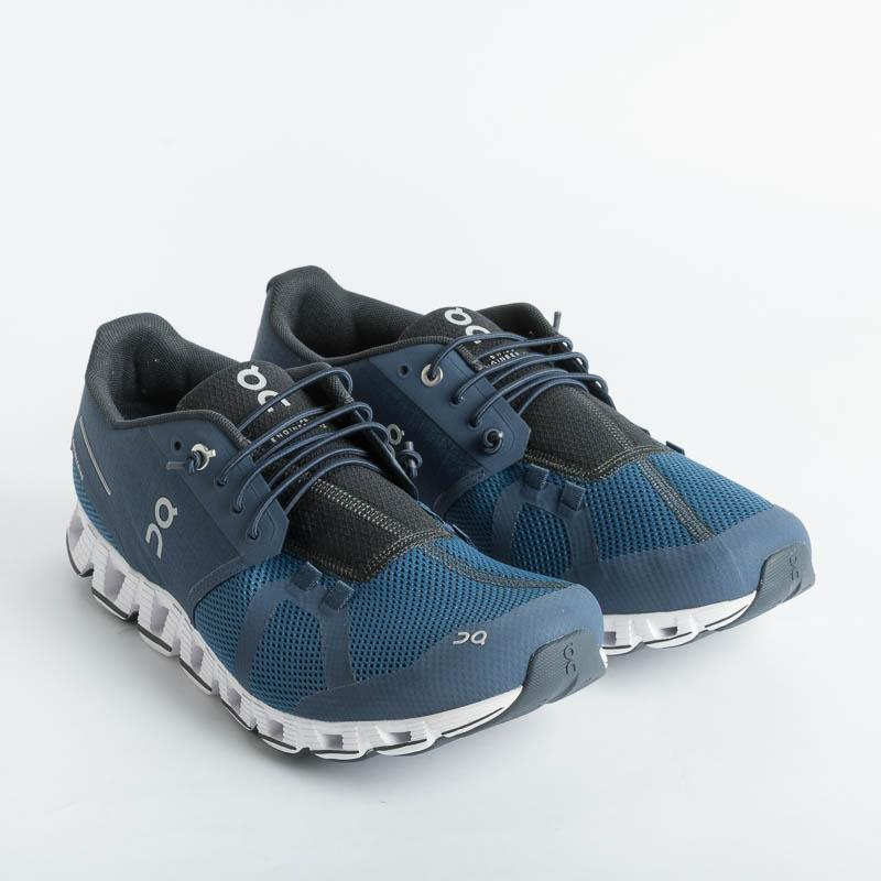 ON RUNNING - Cloud - Midnight Ocean Men's Shoes ON - Men's Collection
