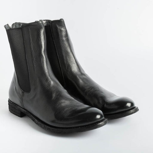 OFFICINE CREATIVE - Ankle boot - LexiKon 073 - Ignis Black Woman Shoes OFFICINE CREATIVE - Woman Collection