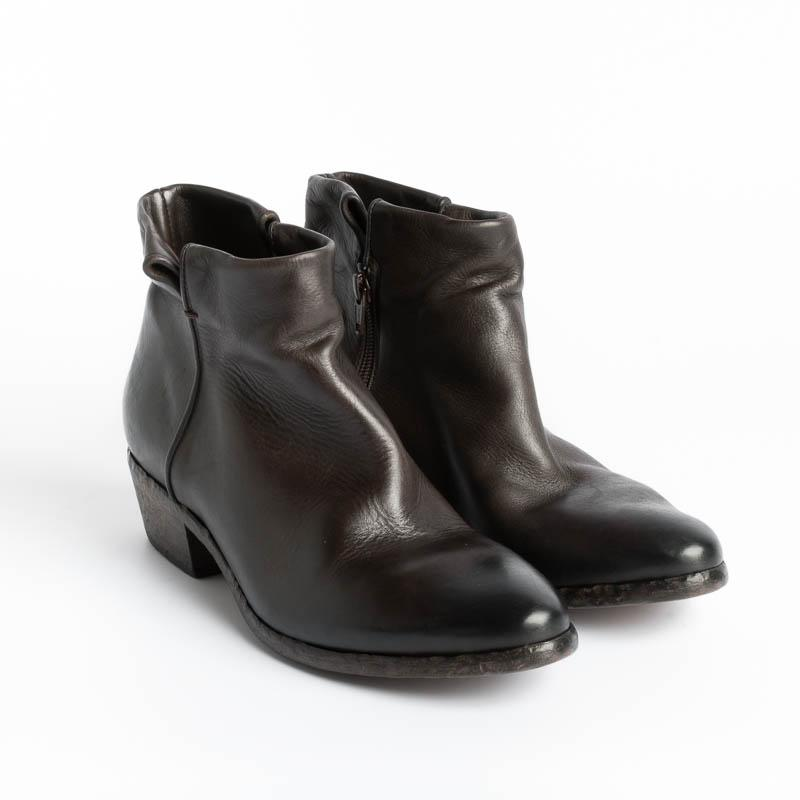 ELENA IACHI - Ankle boot E1880 - Hombre Moka Wash Women's Shoes Elena Iachi