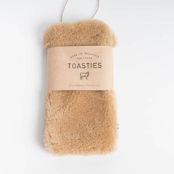 TOASTIES - Porta cellulare - Camel Accessori Donna Toasties