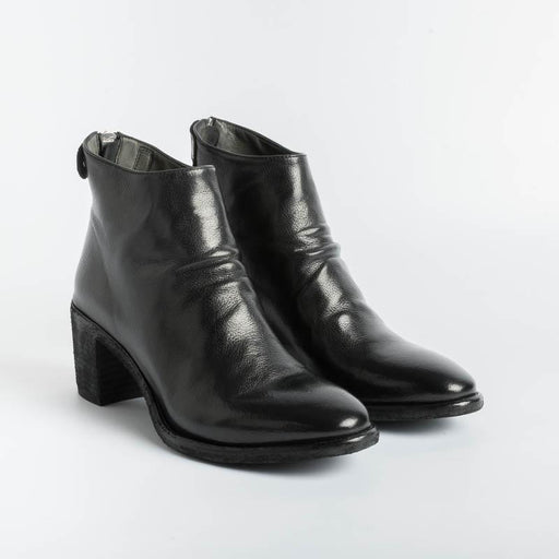 OFFICINE CREATIVE - Ankle Boots - Sarah 001 - Ignis Black Women's Shoes OFFICINE CREATIVE - Women's Collection