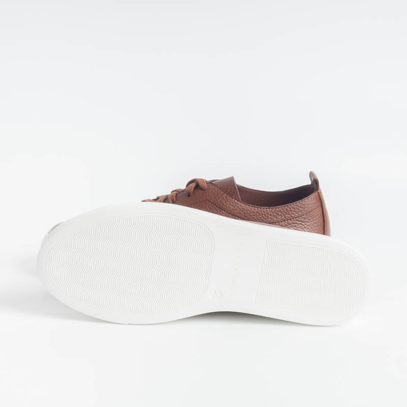 HENDERSON - Sneakers Bryan - Copper