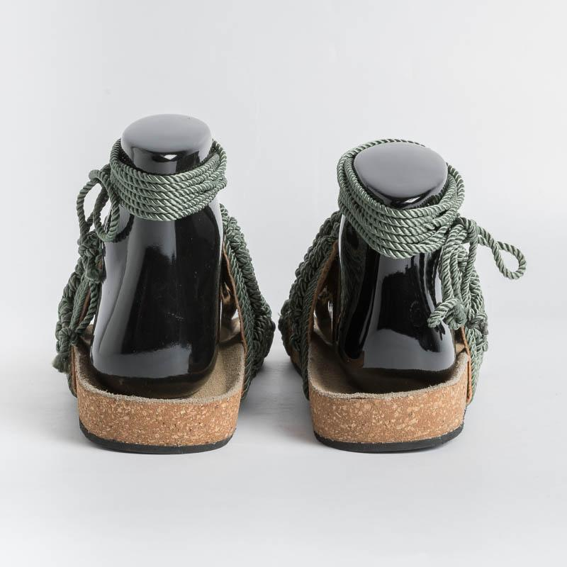 STRATEGIA - Sandals - F13 - Military Shoes Woman Strategy