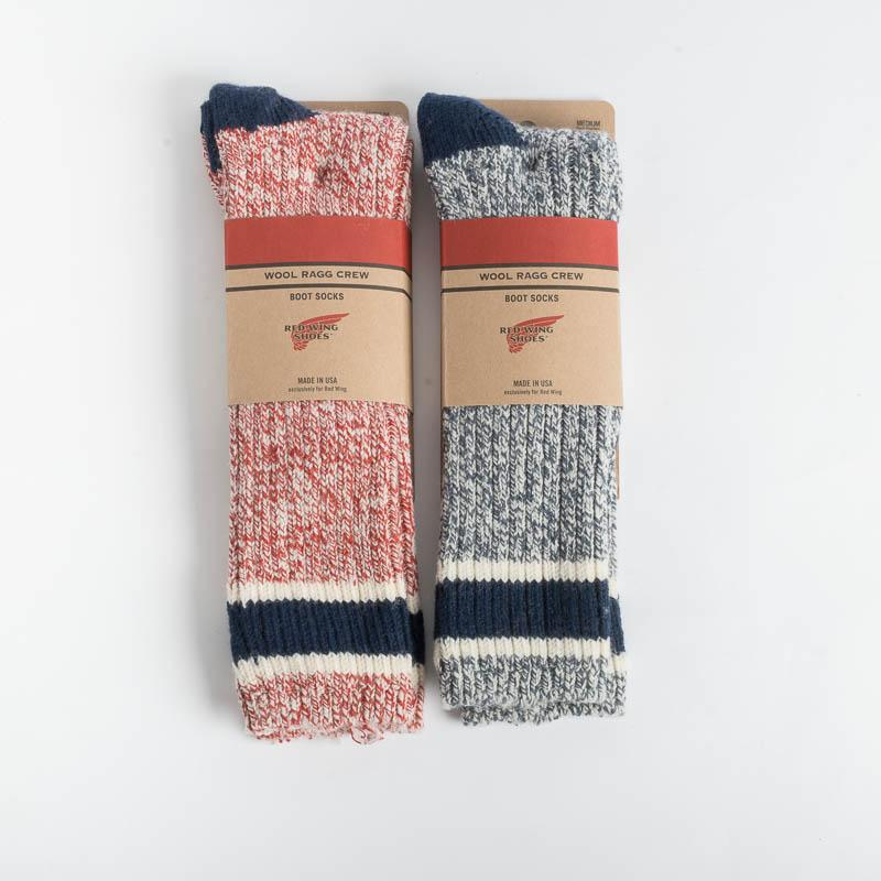 RED WING SHOES - sock - 97330 Blue Men's Accessories Red Wing Shoes
