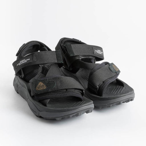 FLOWER MOUNTAIN - NAZCA Sandal - Black Shoes Woman FLOWER MOUNTAIN