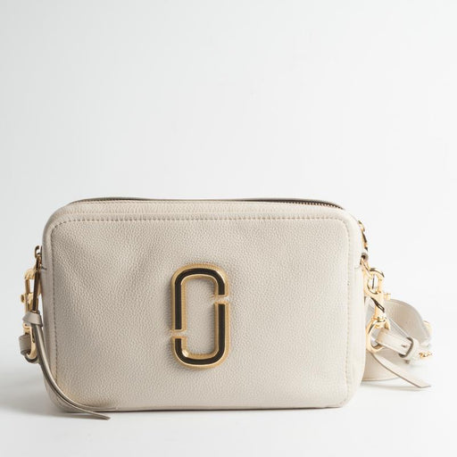 MARC JACOBS - PE 2019 - 14592 - The Softshot 27 - Cream Borse Marc Jacobs