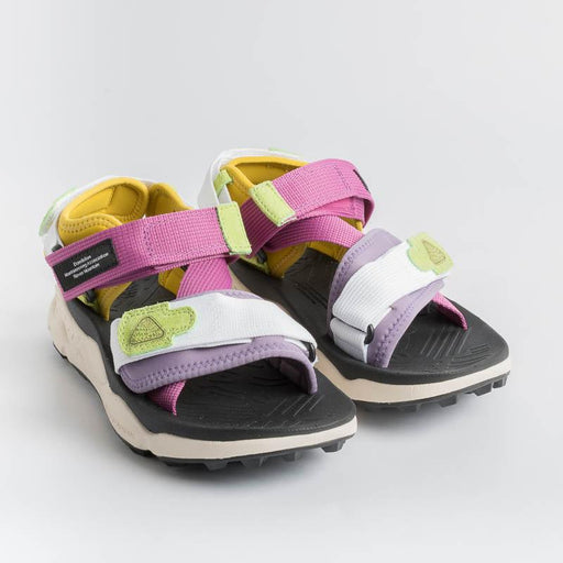 FLOWER MOUNTAIN - NAZCA Sandal - Pink Shoes Woman FLOWER MOUNTAIN