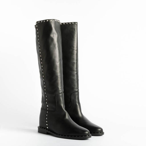 VIA ROMA 15 - Boots 3404 - Black Malibù Women's Shoes Via Roma 15