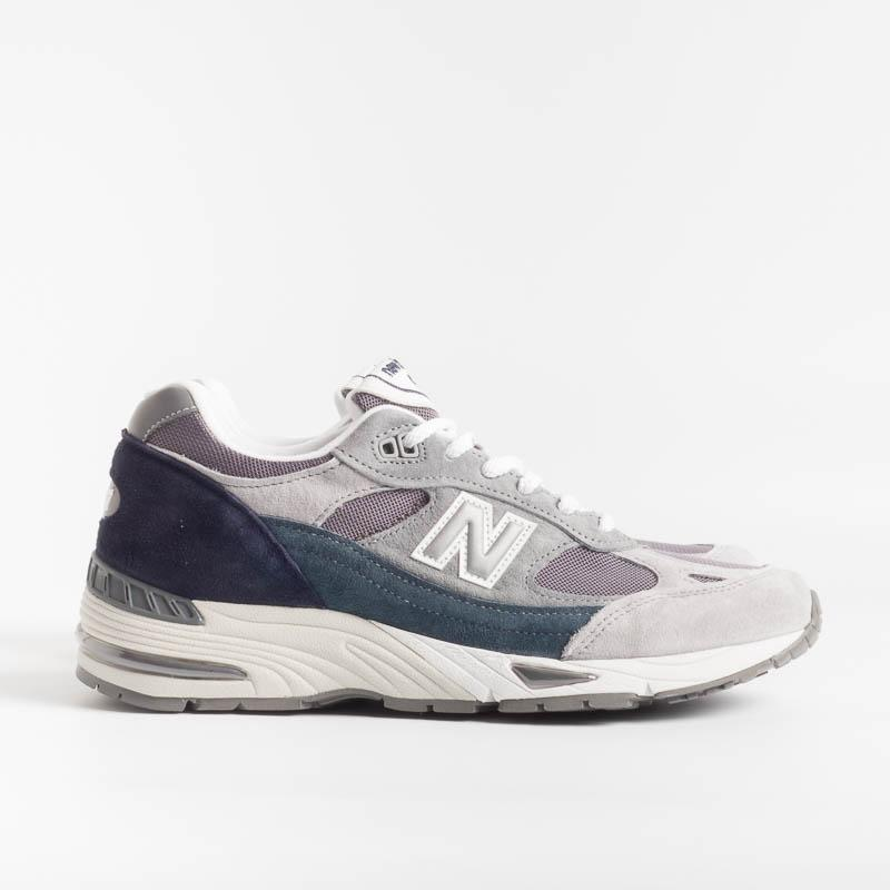 NEW BALANCE - Sneakers 991 GBT - Gray Men's Shoes NEW BALANCE - Men's Collection