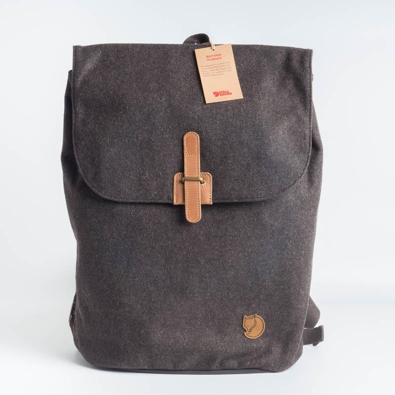 FJÄLLRÄVEN 23331 Norrvage Foldsack - 290 Brown Fjallraven backpack