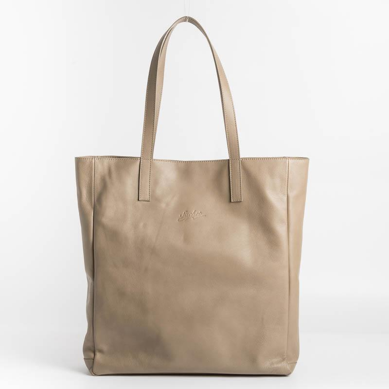 SACHET - Shopping Tote - 111 - Various Colors Bags SACHET TAUPE