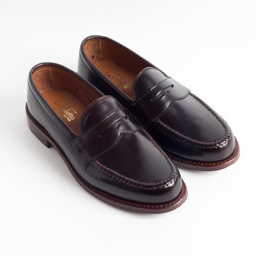 ALDEN - M9201 - Loafer - Cordovan - Bordeaux - Call to buy Alden Men's Shoes
