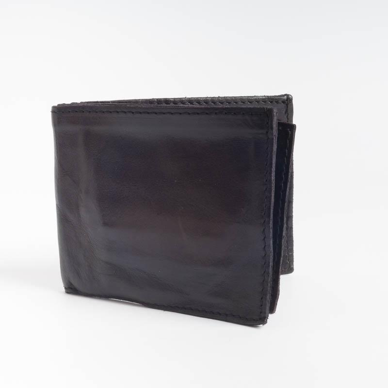 CAMPOMAGGI - 14530 - Men's Wallets - Dark Brown and Black Men's Accessories Campomaggi BLACK