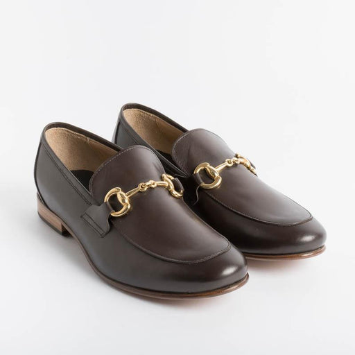 SEBOY'S - Moccasin 95 - Scout Dark Brown Shoes Woman SEBOY'S