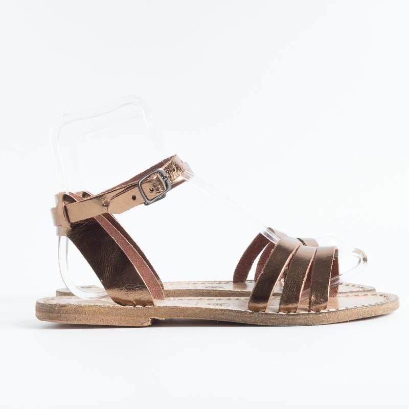 SACHET - Continuativo - Sandal Freetime - 583 Bronze Shoes Woman SACHET