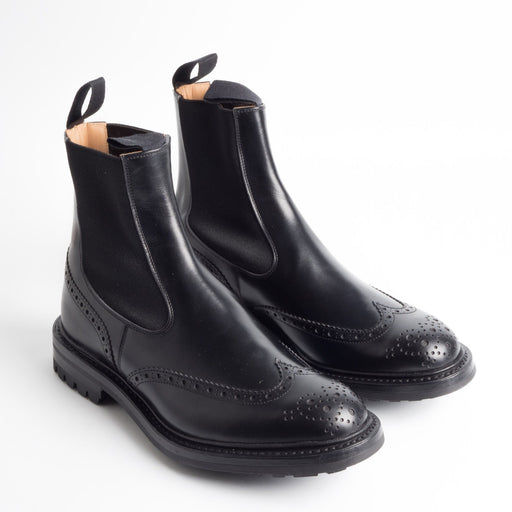 TRICKER'S - Henry - black Tricker's Men's Shoes