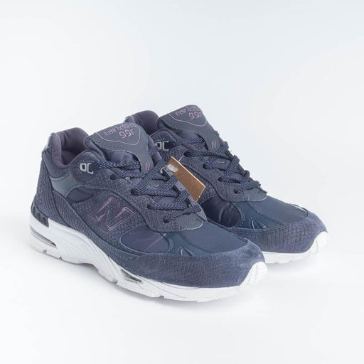 NEW BALANCE - Sneakers W991RNV - Blue Scarpe Donna NEW BALANCE - Collezione Donna