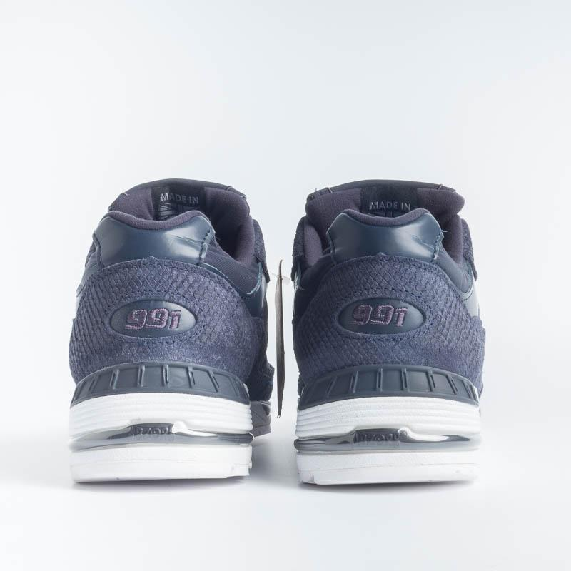NEW BALANCE - Sneakers W991RNV - Blue Women's Shoes NEW BALANCE - Women's Collection
