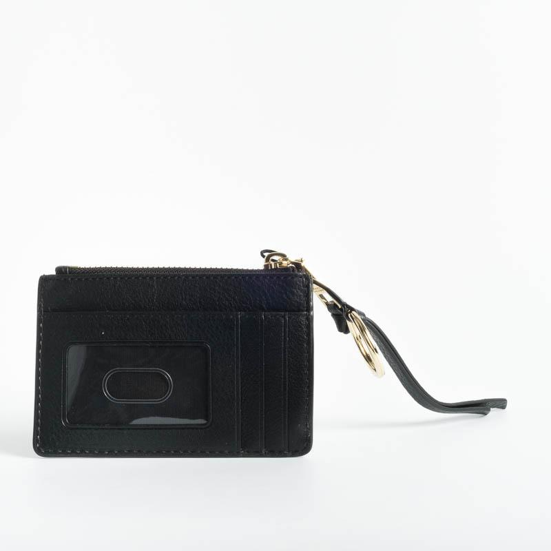 MARC JACOBS - 15123 - Black Wallets Women's Accessories Marc Jacobs