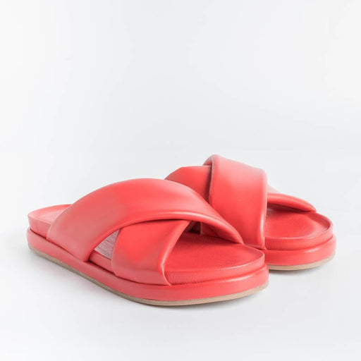 HABILLE '- Slipper - JESSICA - Coral Woman Shoes HABILLE'