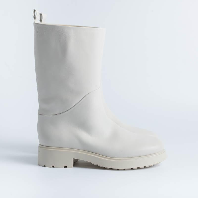 STRATEGIA - Ankle boot A5003 - White Bone Shoes Woman Strategy