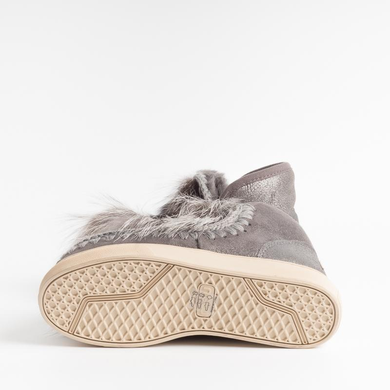 MOU - Eskimo duiro - Gray Women's Shoes Mou