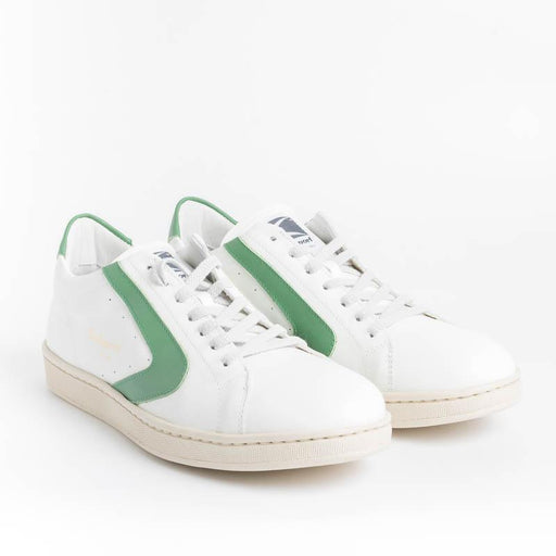 VALSPORT 1920 - Tournament VTNL001 / 04 - White Green Shoes Man VALSPORT 1920