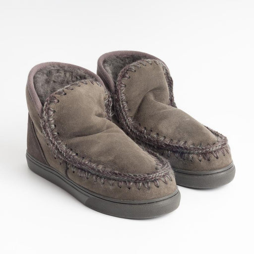 MOU - Eskimo lap - Gray Women's Shoes Mou