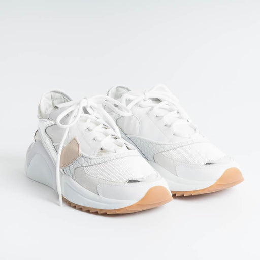 PHILIPPE MODEL - EZLD WC05 - Eze - White Philippe Model Paris Women's Shoes