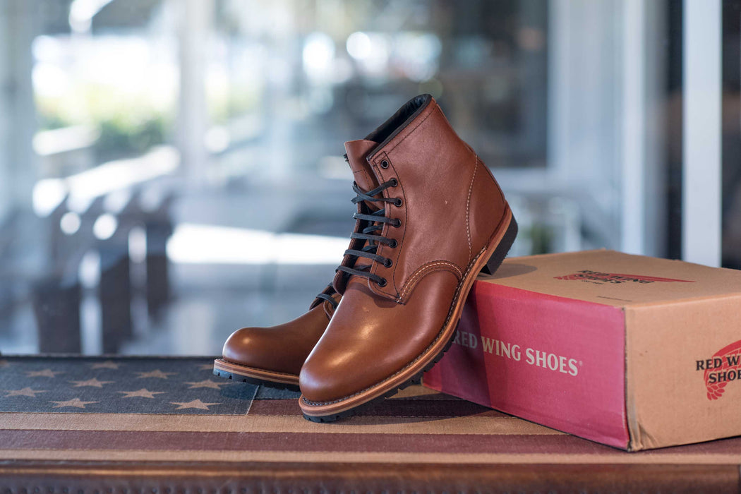 RED WING - Ankle boot 9016 Beckman - brown cigar Shoes Men Red Wing Shoes