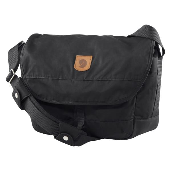 FJÄLLRÄVEN Greenland shoulder bag 550 BLACK Men's Accessories Fjallraven